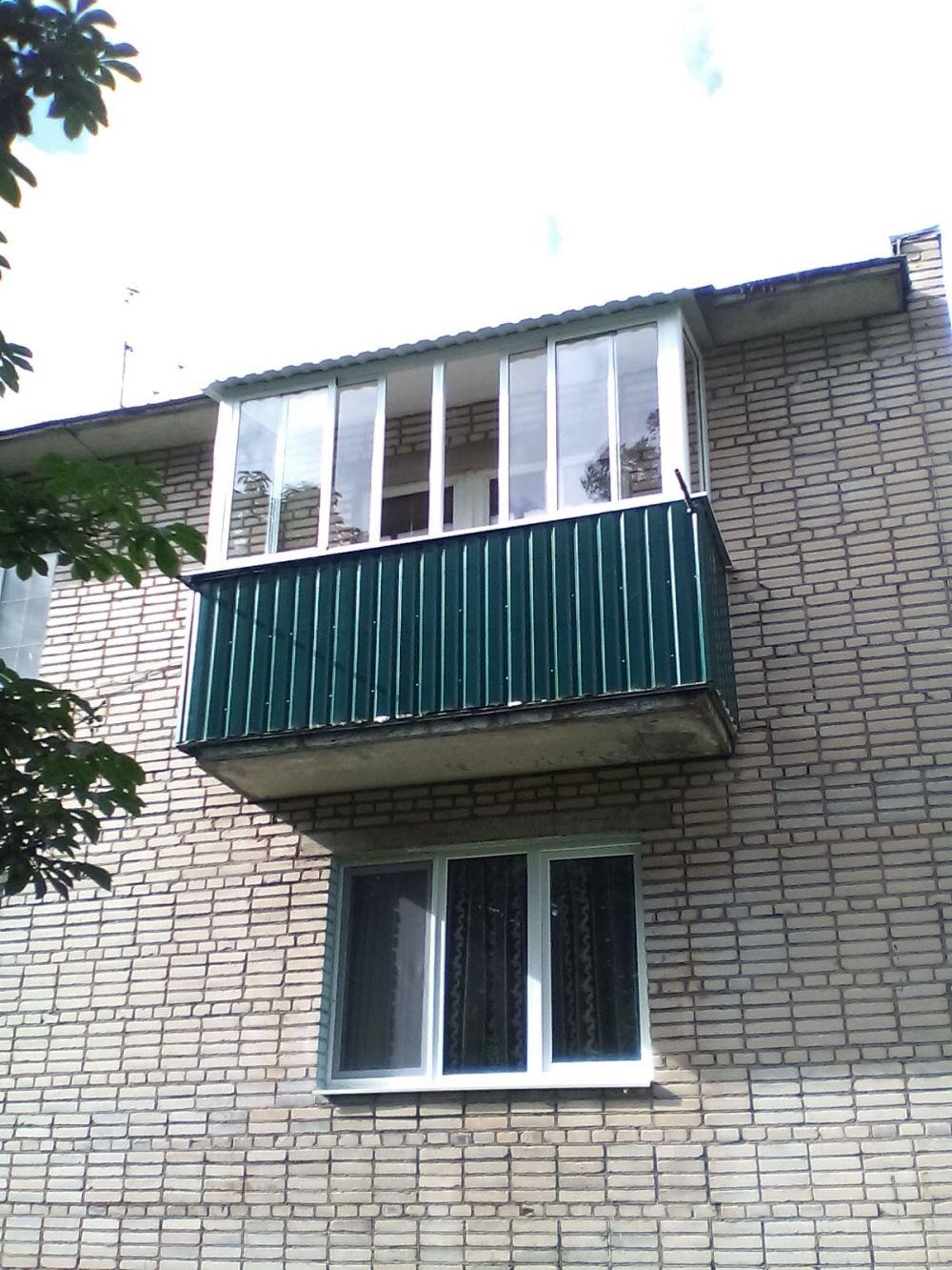Балконные окна, окна в славянск-на-кубани.
